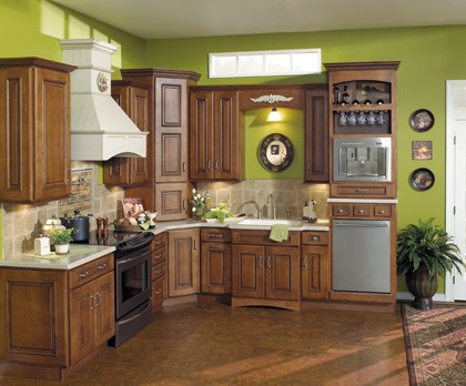 Kitchen trends tips archives page 2 of 2 for Cappuccino color kitchen cabinets