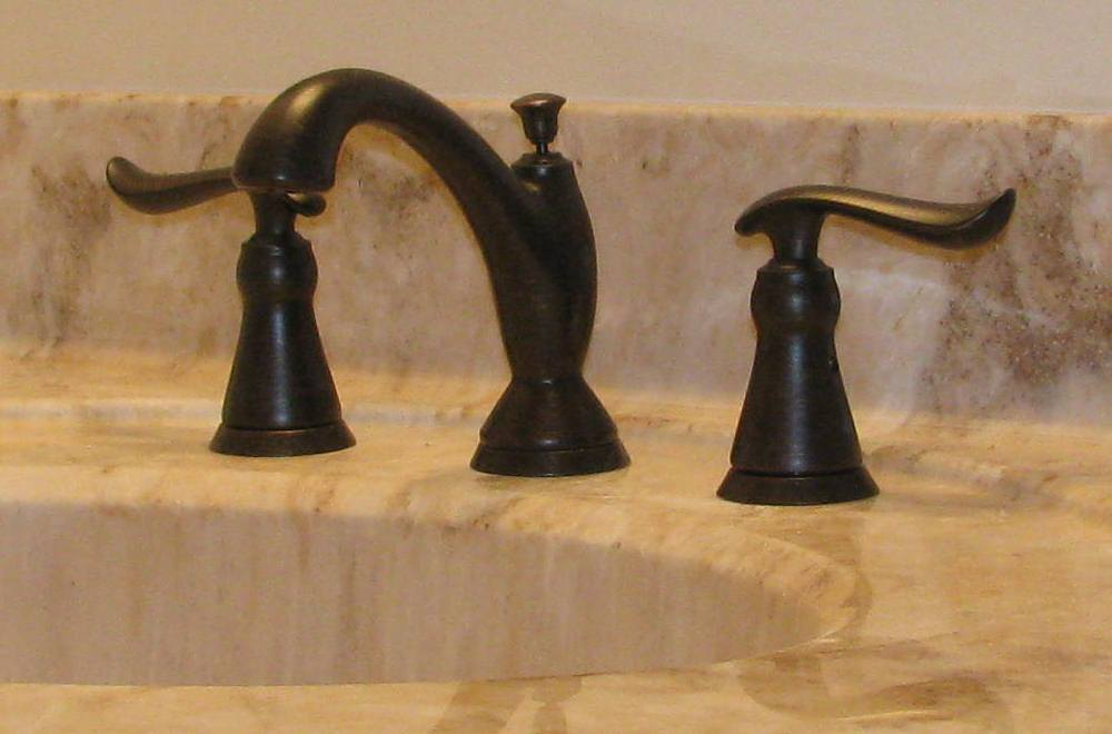 Lafon Delta faucet  Delta  39 s Linden faucet in Venetian Bronze. Kitchen and Bath Blab   Modern Supply  39 s Kitchen  Bath  amp  Lighting