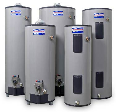 Rheem Hot Water Heaters >> Modern Supply Kitchen & Bath Showroom | Water Heaters