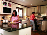 Kitchen remodel with Pete & Hiral Lloyd-Jones