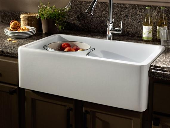 Three Basin Kitchen Sink