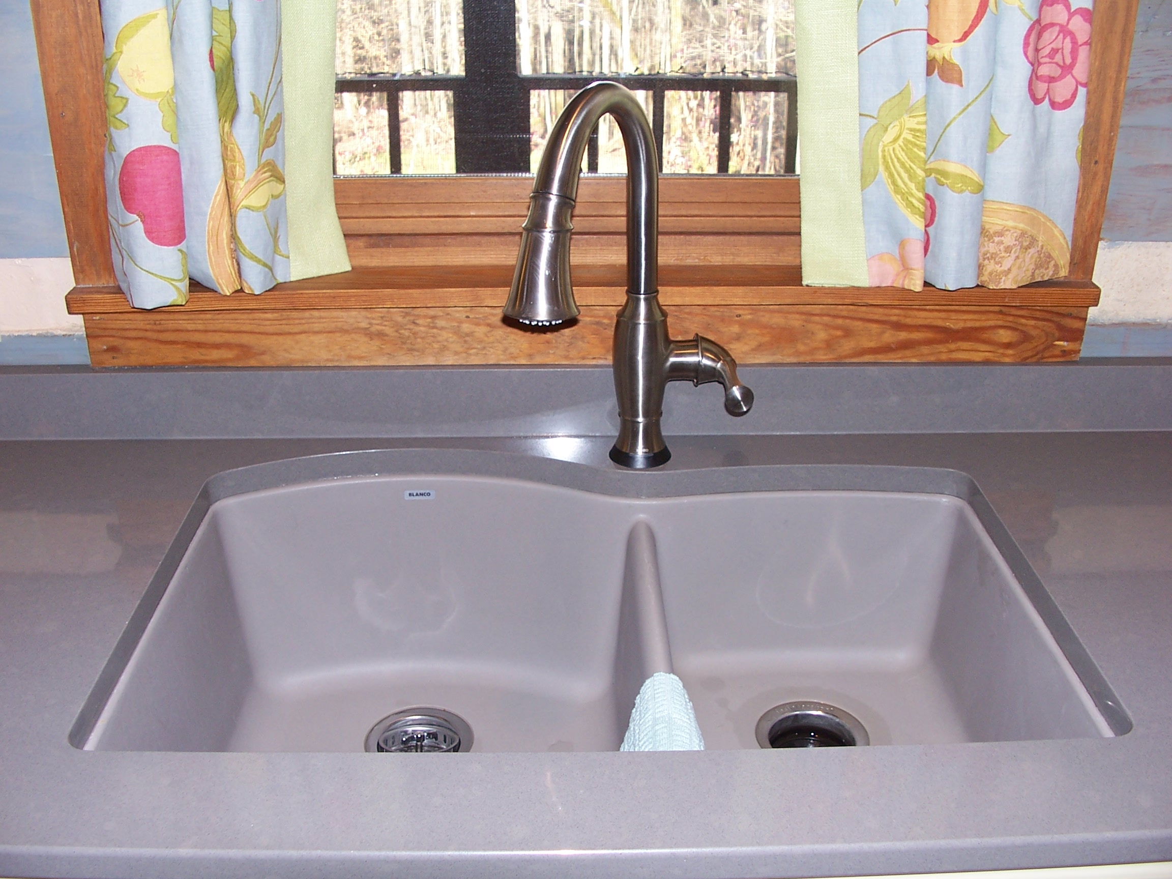 Blanco Truffle Granite Sink Reviews Ideas
