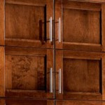 KraftMaid Shaker contemporary hardware
