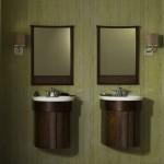 AMSt tropic vanity & mirrors