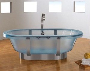 Jason Hydrotherapy Artic Blue Designer collection