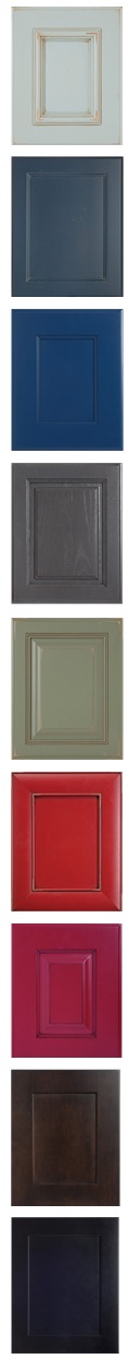 StarMark door colors