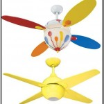 Ceiling fans for fun