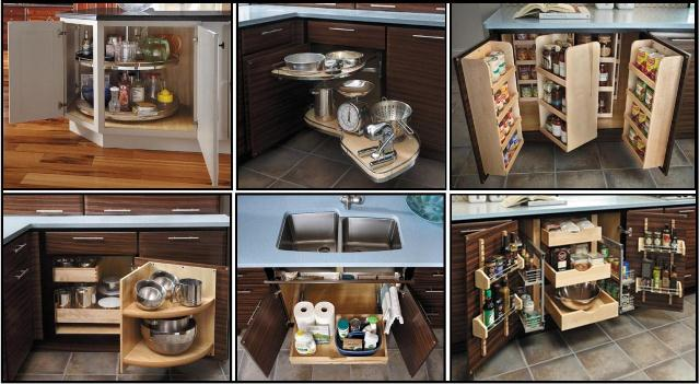 Superbe StarMark Kitchen Storage