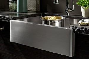 Porcher stainless farm sink