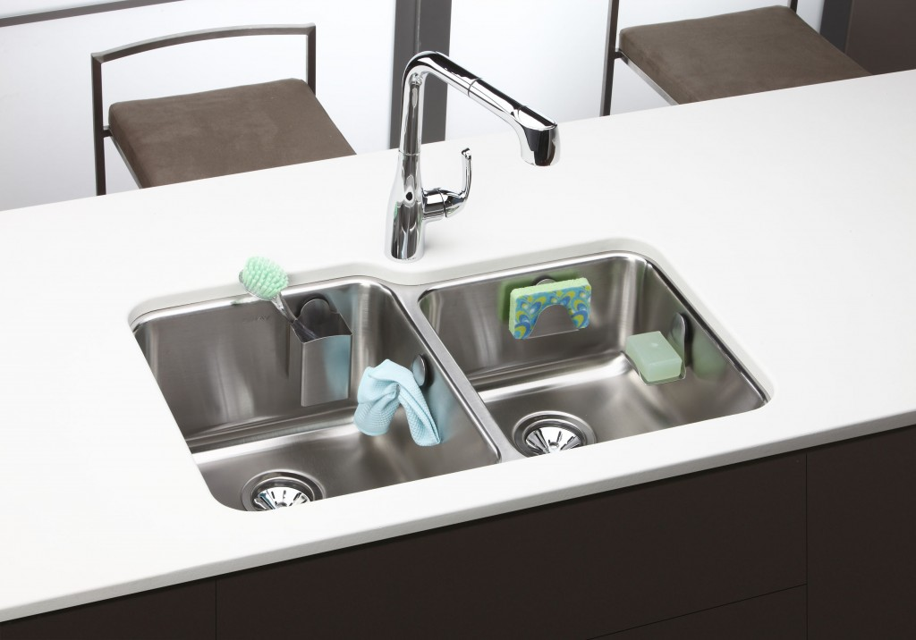 ELKAY e-dock sink