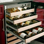 GE wine extension racks