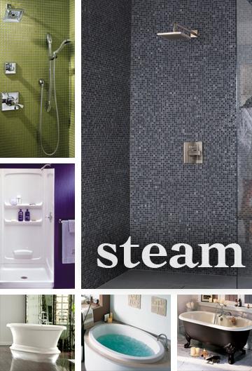 Bath - showers, tubs & whirlpools